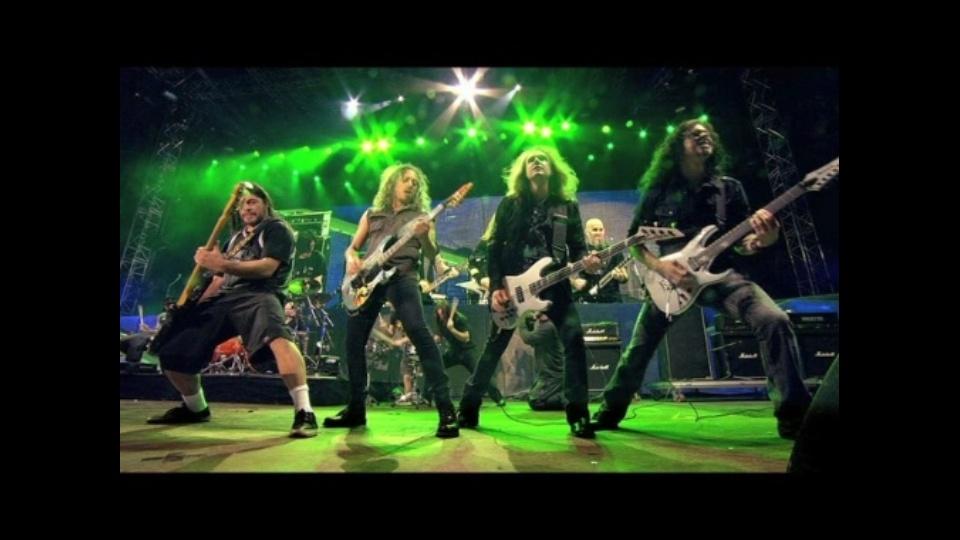 Am I Evil? Metallica|dTV公式‐...