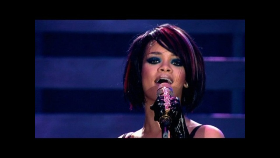 umbrella good girl gone bad live rihanna dtv公式 12万作品が見