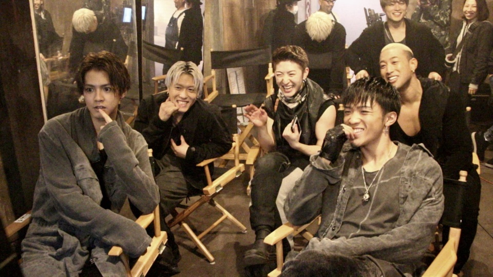 be the one generations from exile tribe dtv公式 12万作品が見放題