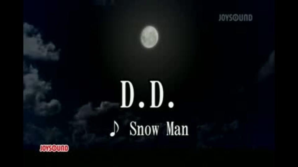 snow man 動画