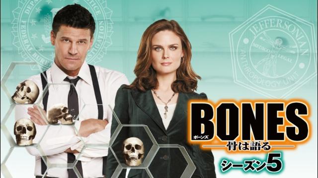 【ディズニー 映画 一覧】BONES – 骨は語る – シーズン5