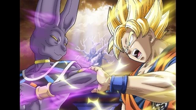 【アクション映画 おすすめ】劇場版 ドラゴンボールZ 神と神
