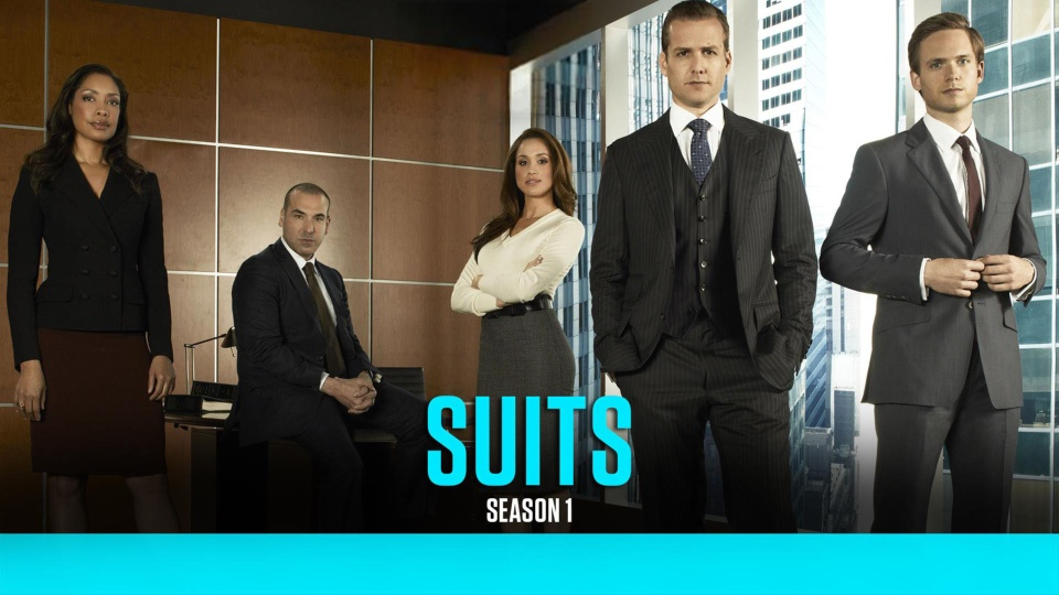 SUITS/スーツ シーズン1|第12...