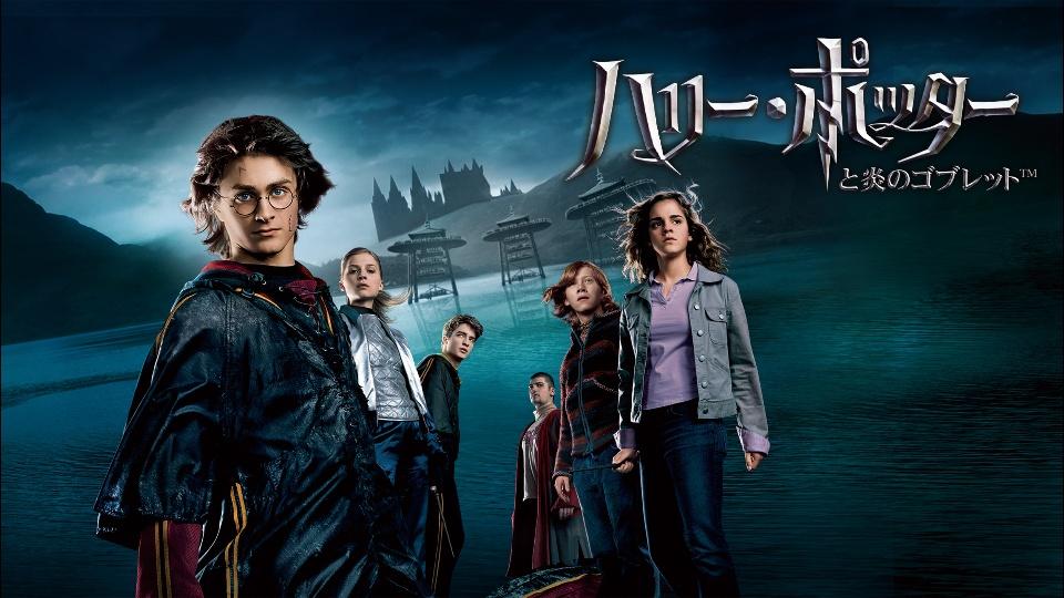 ハリー・ポッター7作品Huluで7作品限定配信中!