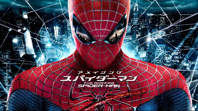 アメイジング・スパイダーマン TMの視聴可能な動画配信サービスまとめ。