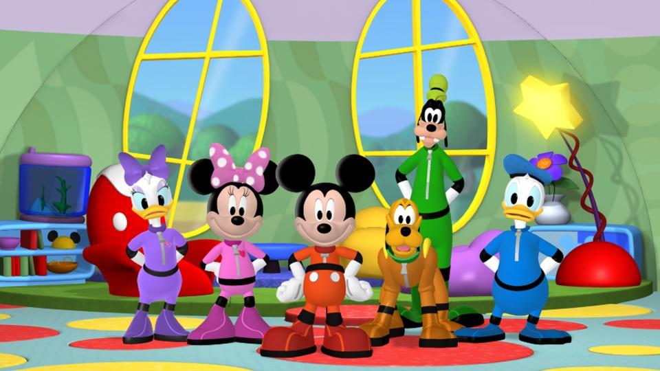 ミッキーマウス クラブハウス/...