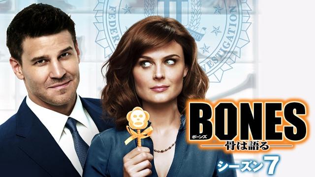 【ディズニー 映画 一覧】BONES – 骨は語る – シーズン7