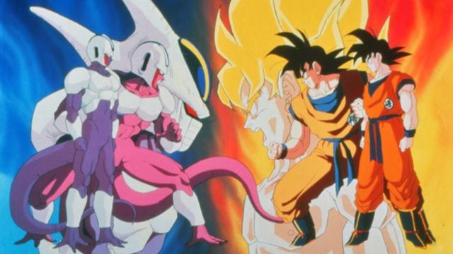 【SF映画 おすすめ】劇場版 ドラゴンボールZ とびっきりの最強対最強