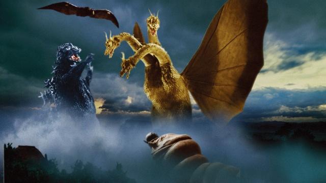【SF映画 おすすめ】三大怪獣 地球最大の決戦