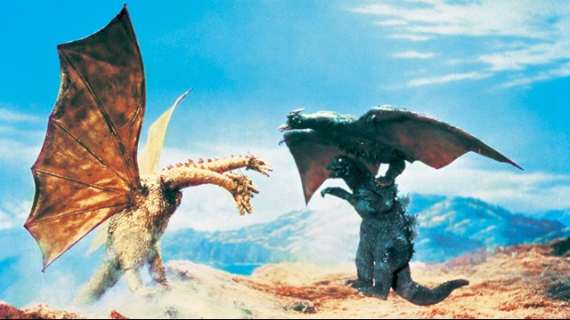 【SF映画 おすすめ】怪獣大戦争