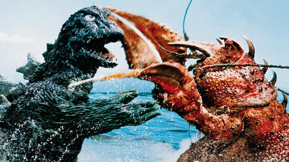 ゴジラ・エビラ・モスラ 南海の大決闘|動画を見るならdTV -公式サイト