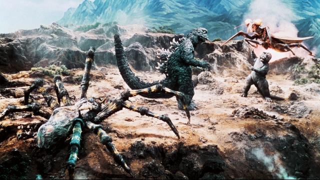 【動画 特撮】怪獣島の決戦 ゴジラの息子