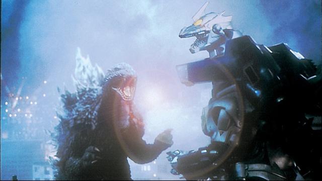 【SF映画 おすすめ】ゴジラ×メカゴジラ