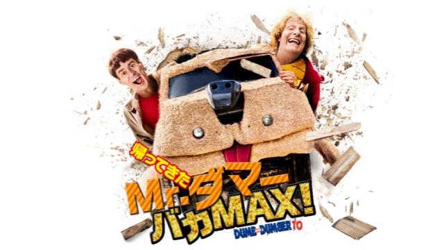 【おすすめ 洋画】帰ってきたMr.ダマー バカMAX!