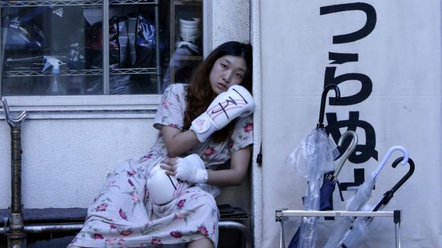 【コメディ 映画】百円の恋