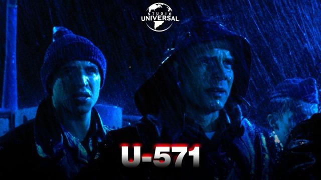U 571のTwitterでの口コミと視聴可能な動画見放題サイトまとめ。