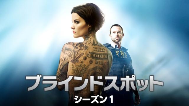 【アクション映画 おすすめ】ブラインドスポット シーズン1
