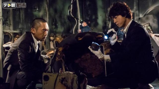 【ヒューマン 映画】遺留捜査スペシャル(2014年10月19日放送)