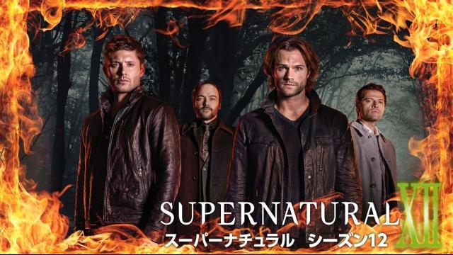 【アクション映画 おすすめ】SUPERNATURAL/スーパーナチュラル シーズン12