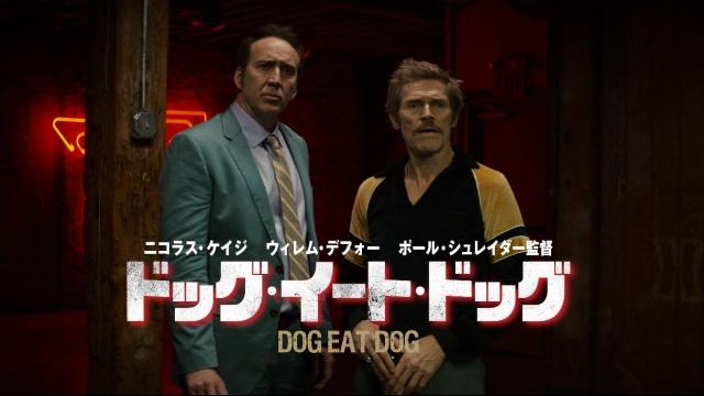 【アクション映画 おすすめ】ドッグ・イート・ドッグ