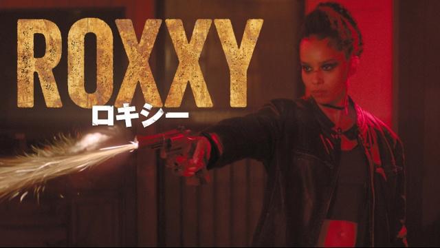 【アクション映画 おすすめ】ロキシー 美しき復讐者