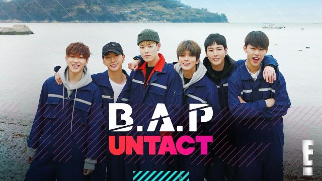 【海外 ドラマ 無料】B.A.P UNTACT