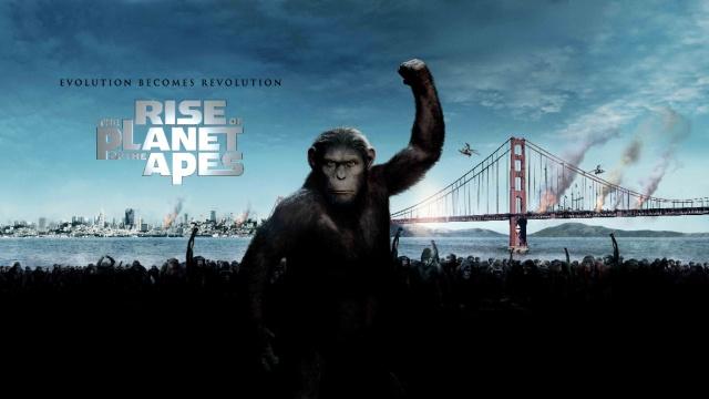 【SF映画 おすすめ】猿の惑星:創世記(ジェネシス)