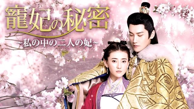 【中国 映画 おすすめ】寵妃の秘密 ~私の中の二人の妃~