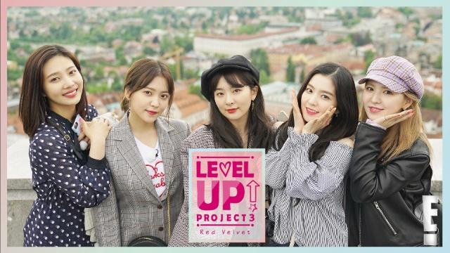 【海外 ドラマ 無料】Red VelvetのLEVEL UP PROJECT シーズン3