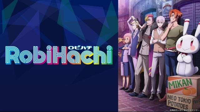 RobiHachiを見逃した人必見!やらせなしの口コミと動画見放題サイトをまとめました。