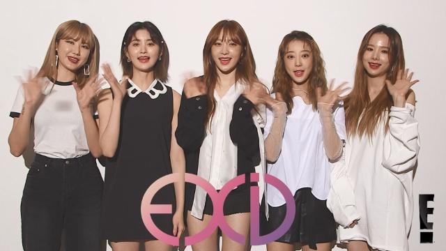【海外 ドラマ 無料】E! VIP GLITTER K-STARS EXID