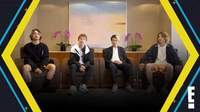 【海外 ドラマ 無料】ONE OK ROCK インタビュー-E!News Japan