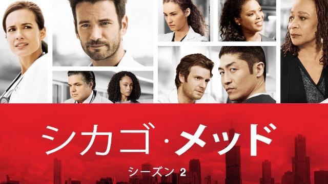 【ヒューマン 映画】シカゴ・メッド シーズン2
