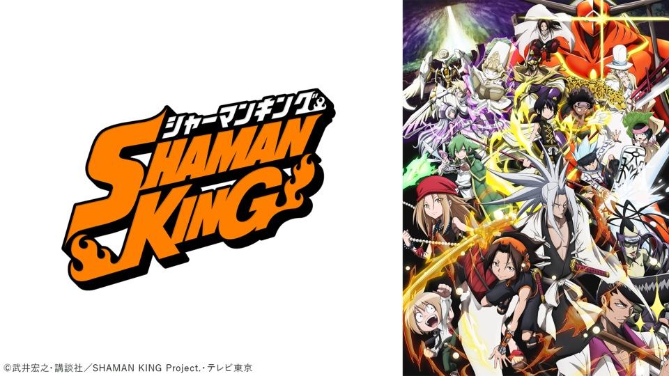 アニメ SHAMAN KINGの無料動画1話〜全話をフル視聴する方法と配信サービス一覧まとめ