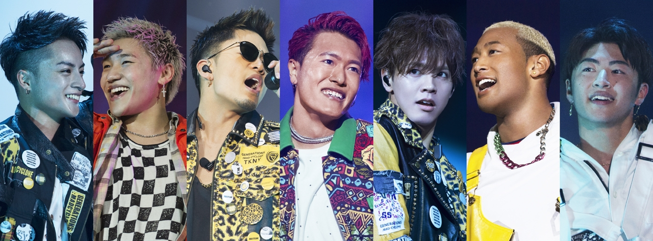 generations from exile tribe特集 dtv公式 12万作品が見放題 お試し無料